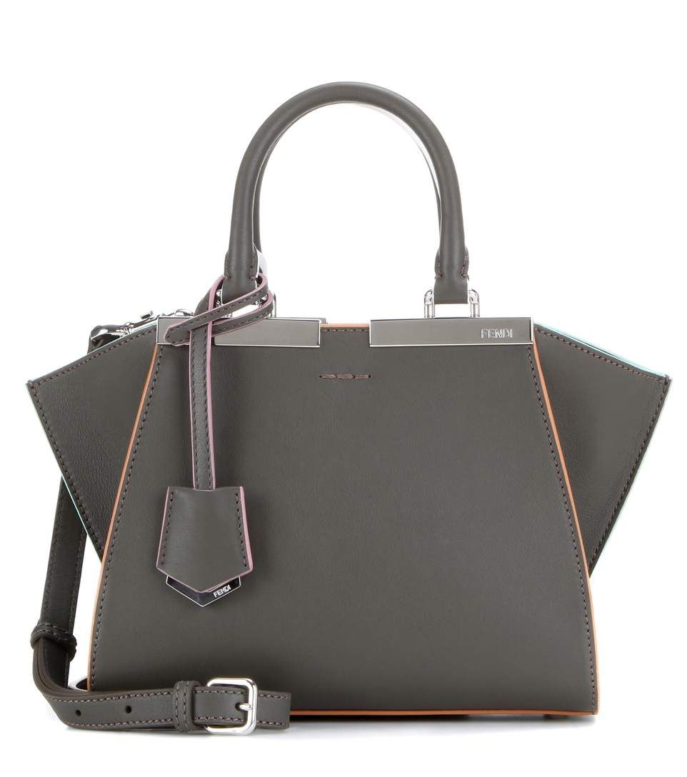 b838e0ea9729 FENDI 3Jours Mini Leather Tote.  fendi  bags  shoulder bags  hand bags   leather  tote  lining