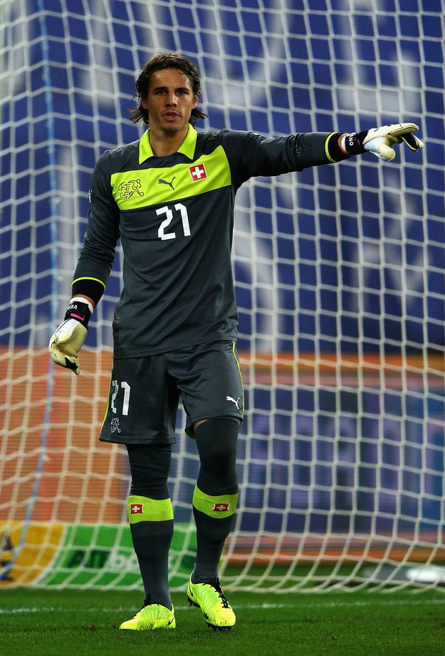 Switzerland Yann Sommer Soccer Sports Football