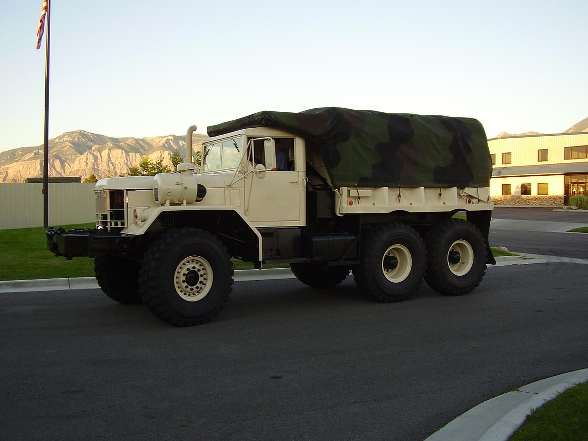 Boyce equipment 800 series 5 ton