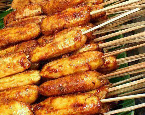 Banana Cues. Yummy!!! | Filipino recipes, Filipino street food