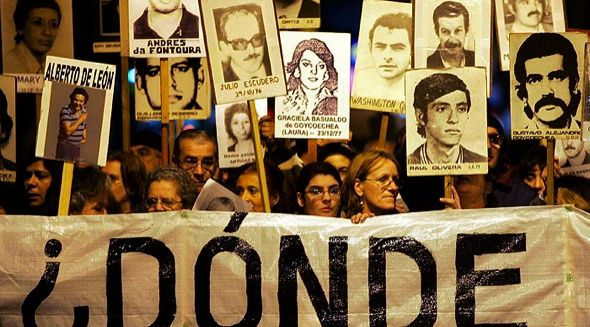 """Uruguay alza la voz para extinguir la """"Ley de Caducidad"""", artículo de EL IMPARCIAL"""