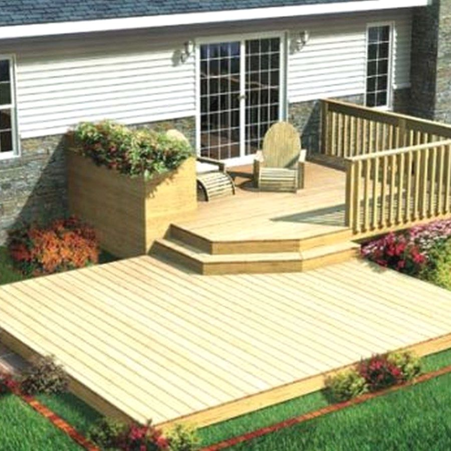 Beautiful Raised Deck Plans You Can Do Yourself For Your Backyard Deck Design Ideas Designs No 1345 De Decks Backyard Deck Designs Backyard Deck Design