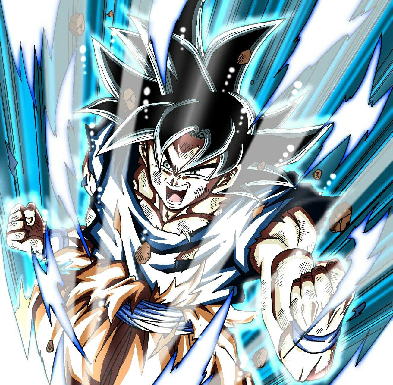 Goku Ultra Instinct Omen Dragon Ball Super Goku Dragon Ball Art Dragon Ball Wallpapers