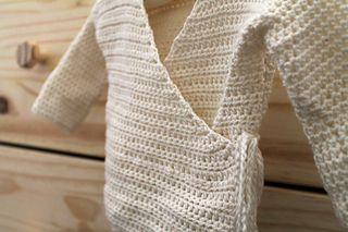 42e49c63a30c Baby Kimono Sweater pattern by Abigail Haze