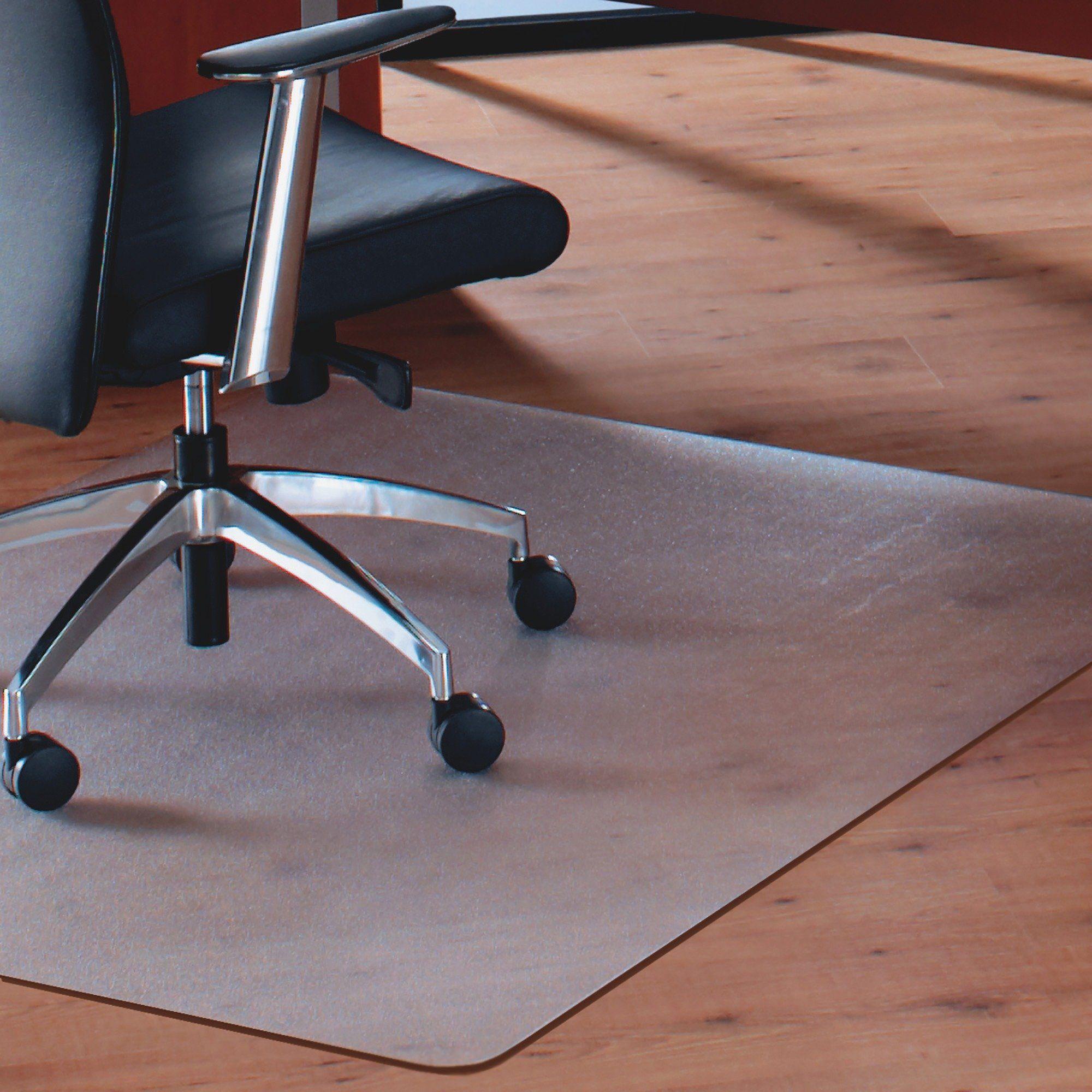 Cleartex Megamat Hard Floor Straight Edge Chair Mat