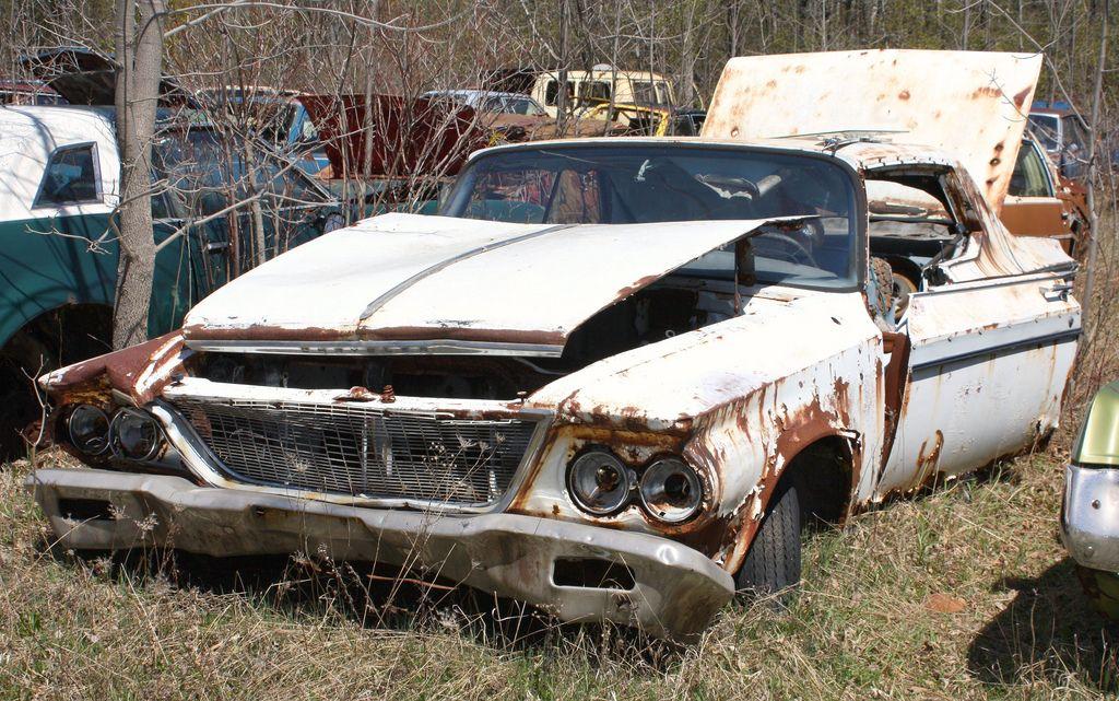 1964 Chrysler 300 2-Door