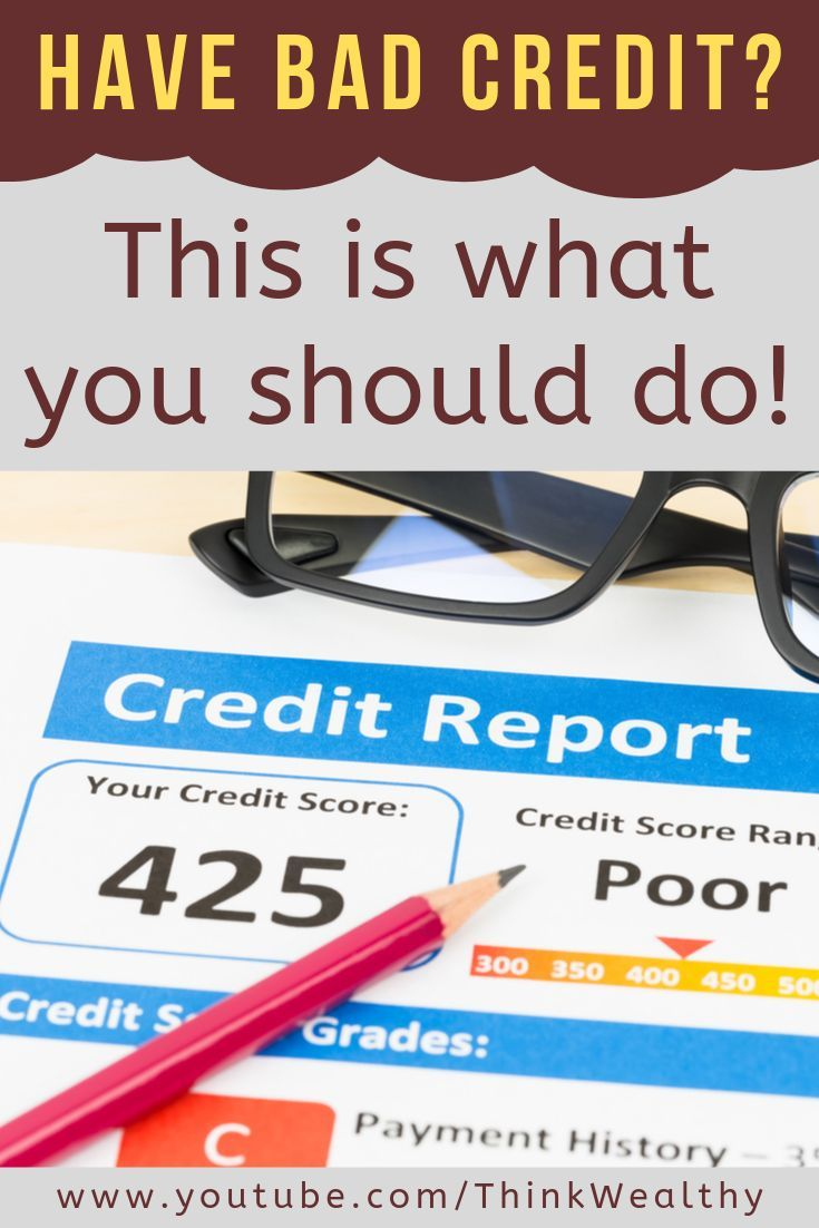Learn What To Do If You Have Bad Credit Also Discover Tips On How To Improve Your Credit So You Can Do Velocit Bad Credit Debt Solutions Improve Credit Score