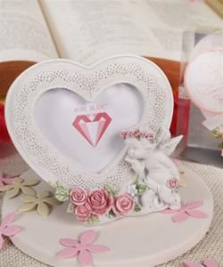 """""""Angelic Love"""" Place Card Holder"""