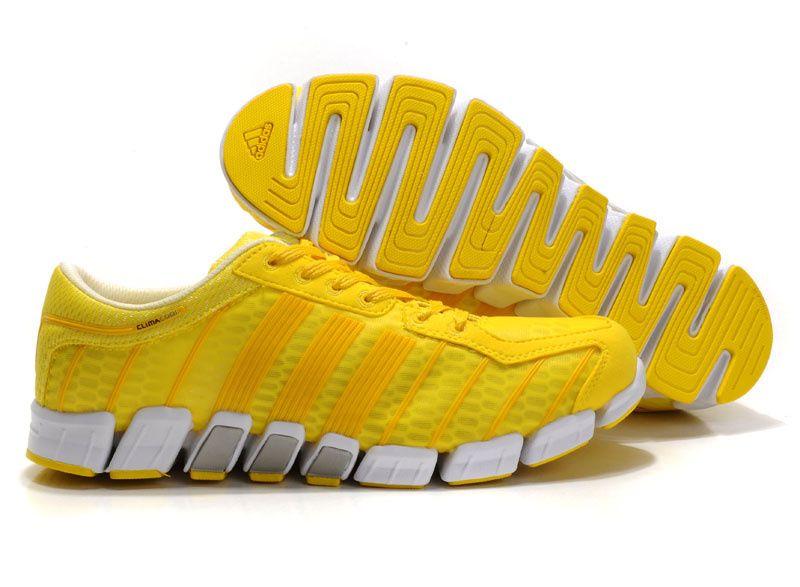 adidas climacool jaune