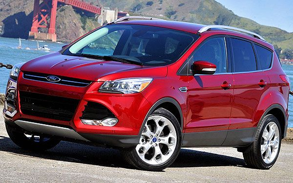 Ford Escape Best New 2013 Suvs Priced For Under 25000 Ford Escape Ford Kuga Ford