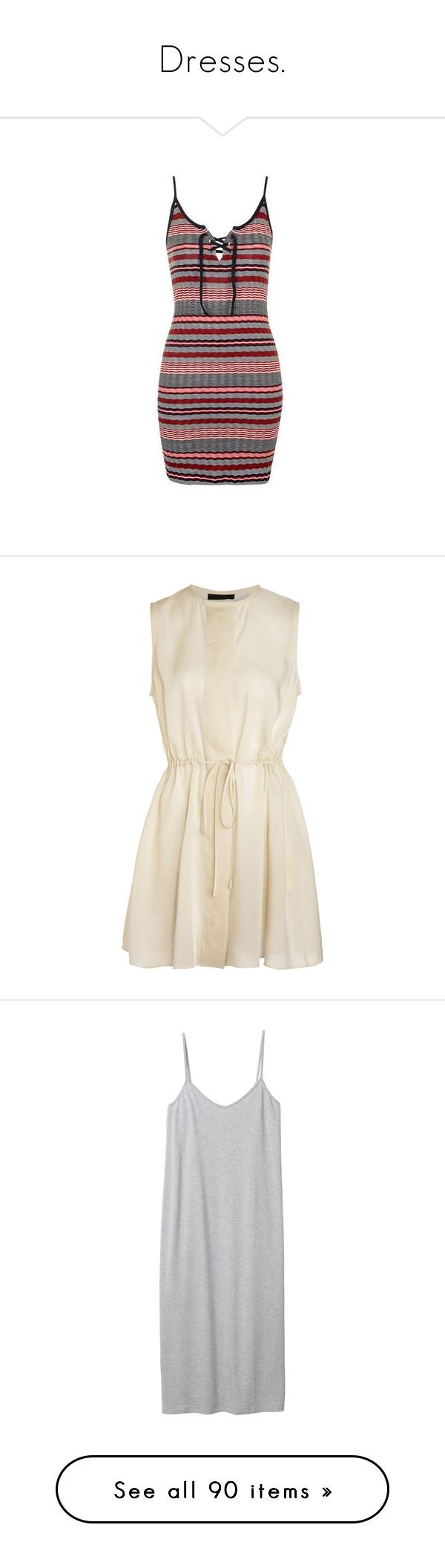 Dresses.\