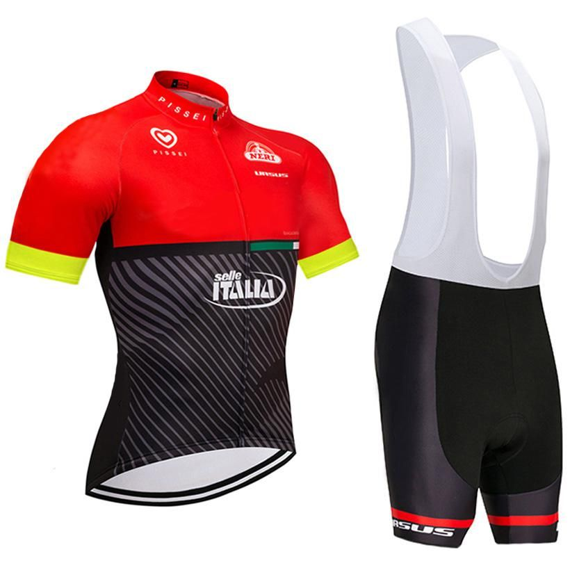 New 2018 TEAM ITALIA cycling jersey gel pad bike short SET MTB Ropa  Ciclismo PRO cycling 0b5b95c99