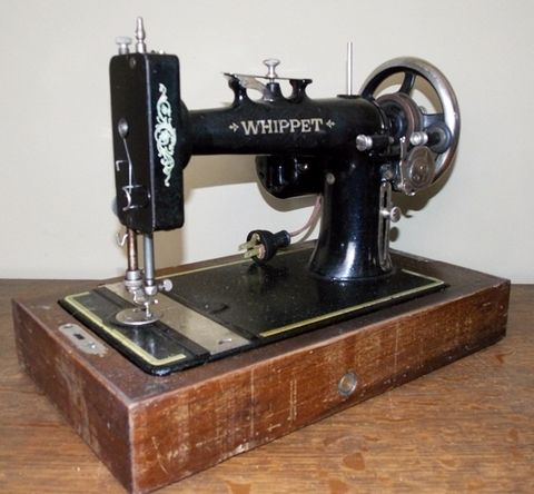 EVERYTHING BUT THE HOUSE | Victorian & 19th C  ~ Sewing