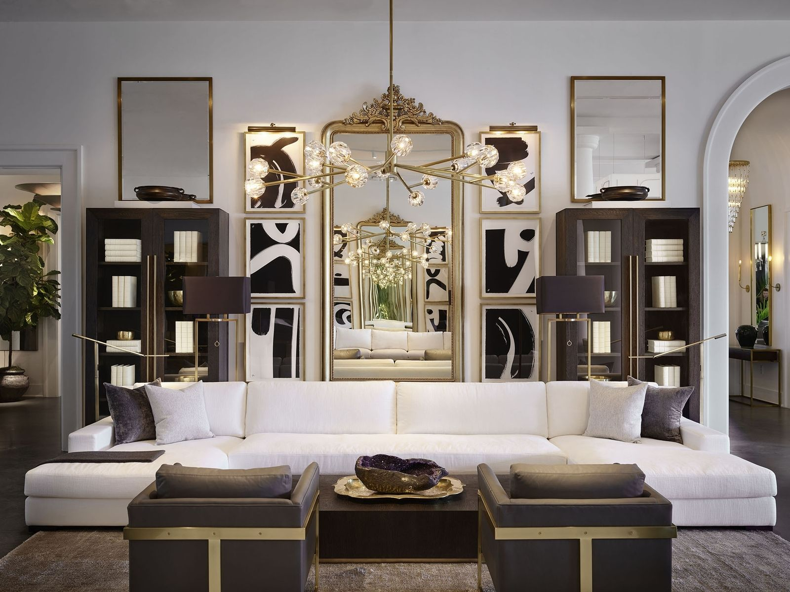 Restoration Hardware Just Opened A Mansion In Palm Beach