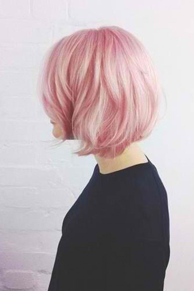 Haarfarben trends pastell