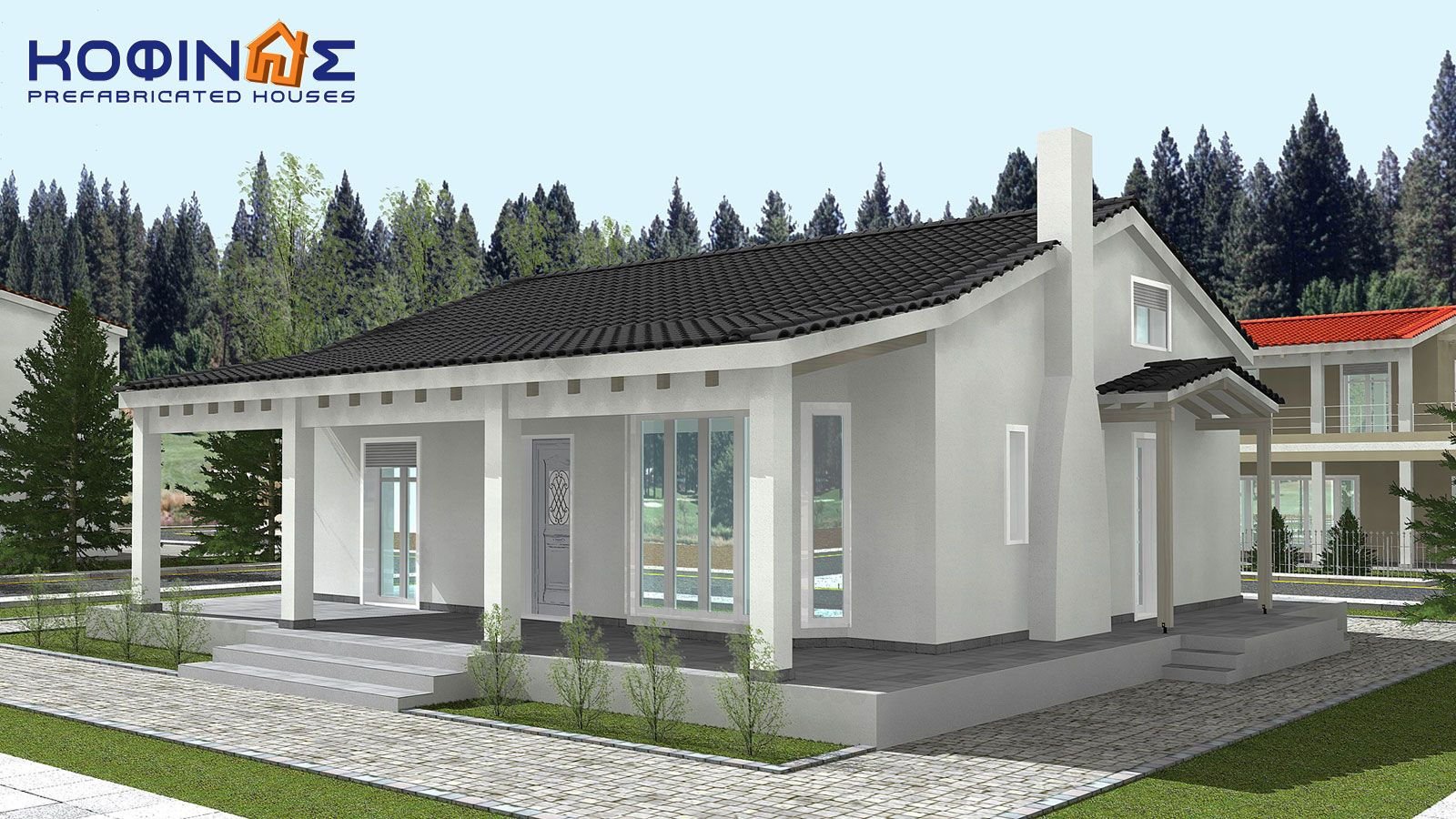 1 Story House With Attic Is 119 House Exterior Story House House Design
