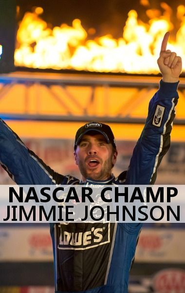 Kelly and Michael chatted with Jimmie Johnson, a six-time NASCAR champ who just claimed the 2013 NASCAR Sprint Cup Series title and will host SportsCenter.