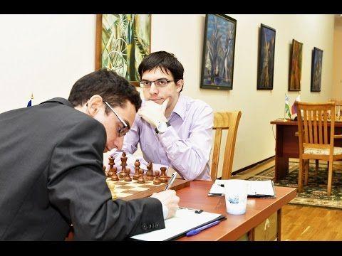 AJEDREZ - Grand Prix de ajedrez 2014 en Tashkent- Ajedrez Caruana