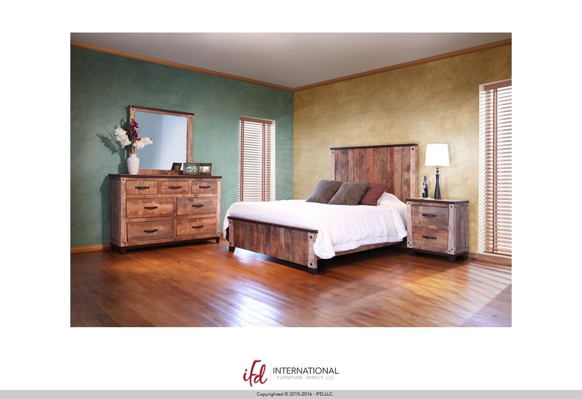 Available At The Tin Shed Furniture By Kloss 135 Poplar St Highland Il 62249 Www Thetinshed Com 61 American Home Furniture Furniture Bedroom Furniture Sets