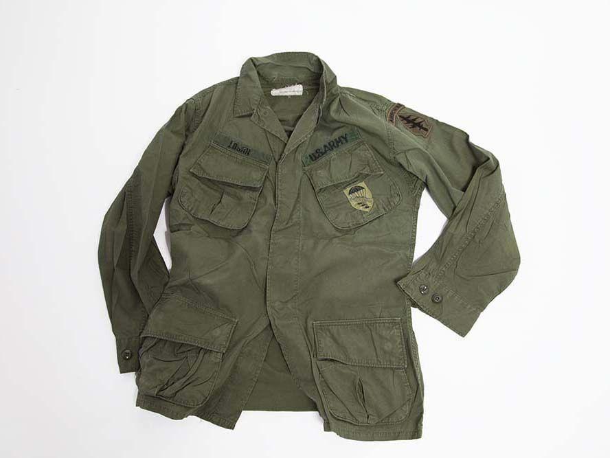 corona jungle fatigue jacket special マウンテン ジャケット ギャバジン ジャケット