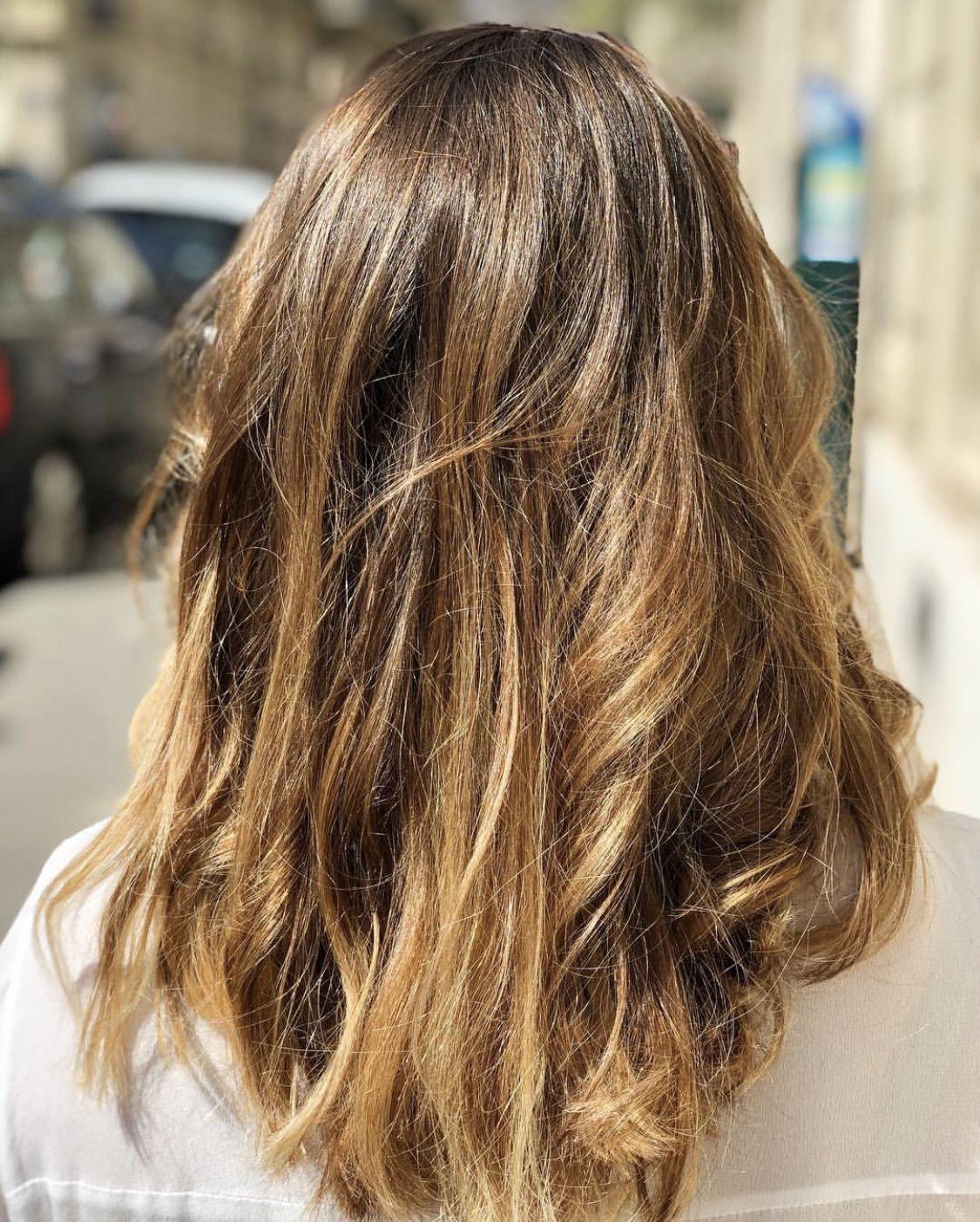 Cheveux Cheveuxblond Cheveuxmilong Blonde Couleur Coloration Coloriste Coloristeparis Paris Parisienne Long Hair Styles Instagram Photo Hair Styles