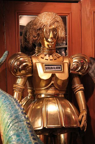 Dot Matrix Costume Spaceballs 1987 Robots Are Cool Robot