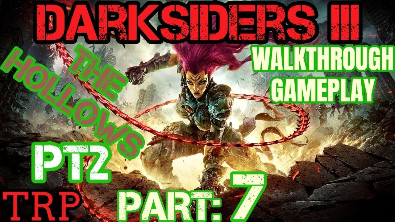 Darksiders the hollows