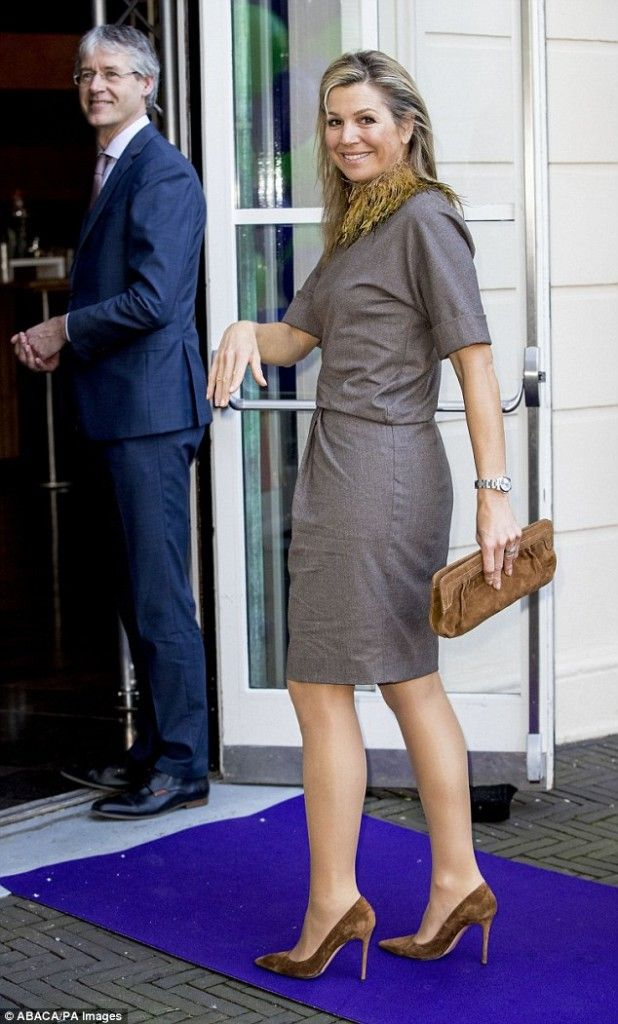 Queen Máxima launched the 8th edition of the National Week of
