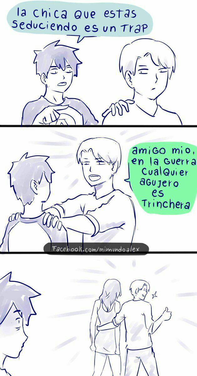 Comics De Mi Mundo Alex Memes divertidos, Memes de