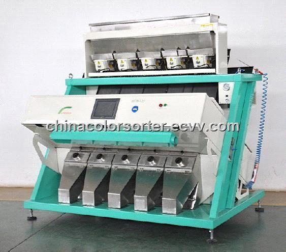 Ccd Sea Salt Color Sorter Machine 6sxz 315 China Salt Color Sorter S Precision Manufacturing Manufactory Dehydrated Vegetables