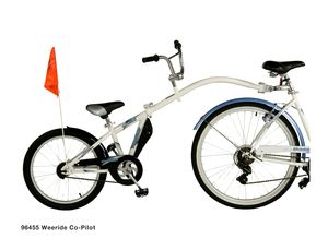 Weeride Co Pilot Trailer Bike At Walmart Ca Pilot Bike