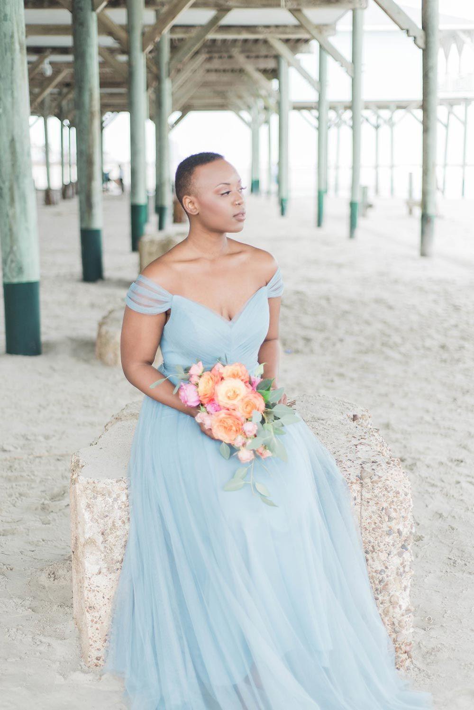 Picking bridesmaid dresses for a destination wedding my dress