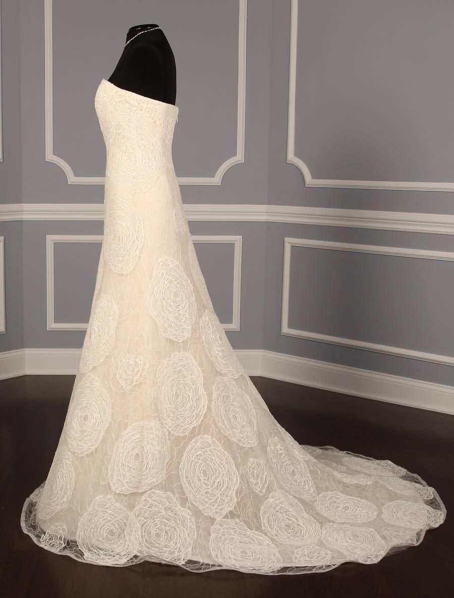 Vera Wang Margo Wedding Dress | Discount designer wedding dresses ...