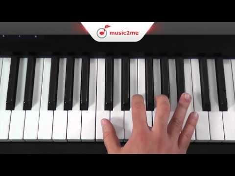 blues am klavier lernen youtube piano in 2019. Black Bedroom Furniture Sets. Home Design Ideas