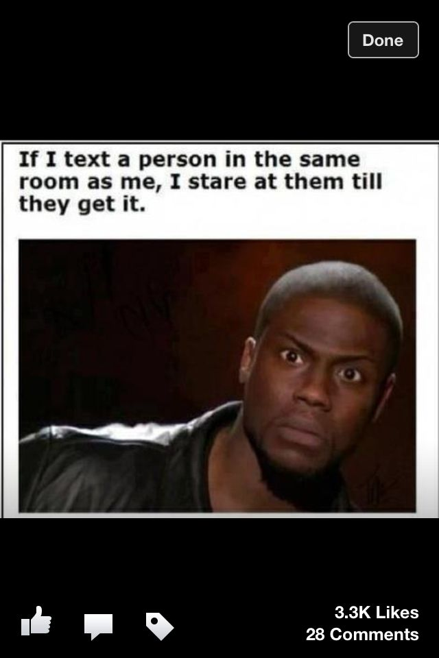 Haha guilty