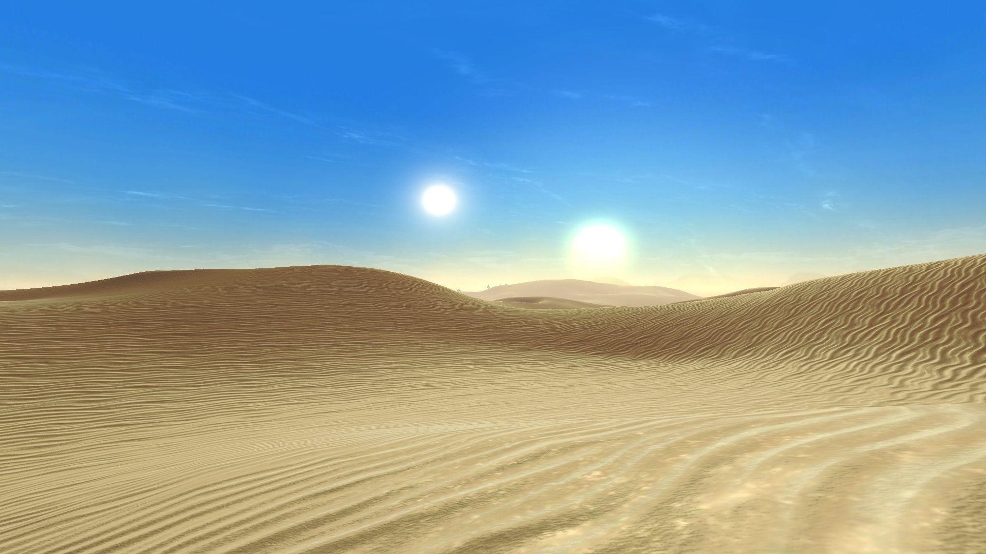 Tatooine Twin Suns Wallpaper Star Wars Earth Star Wars Boys Room