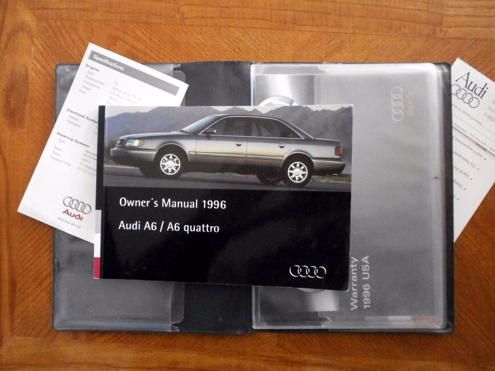cool Great Audi A6 Quattro 1996 Owner's Manual 2018 Check more at http://