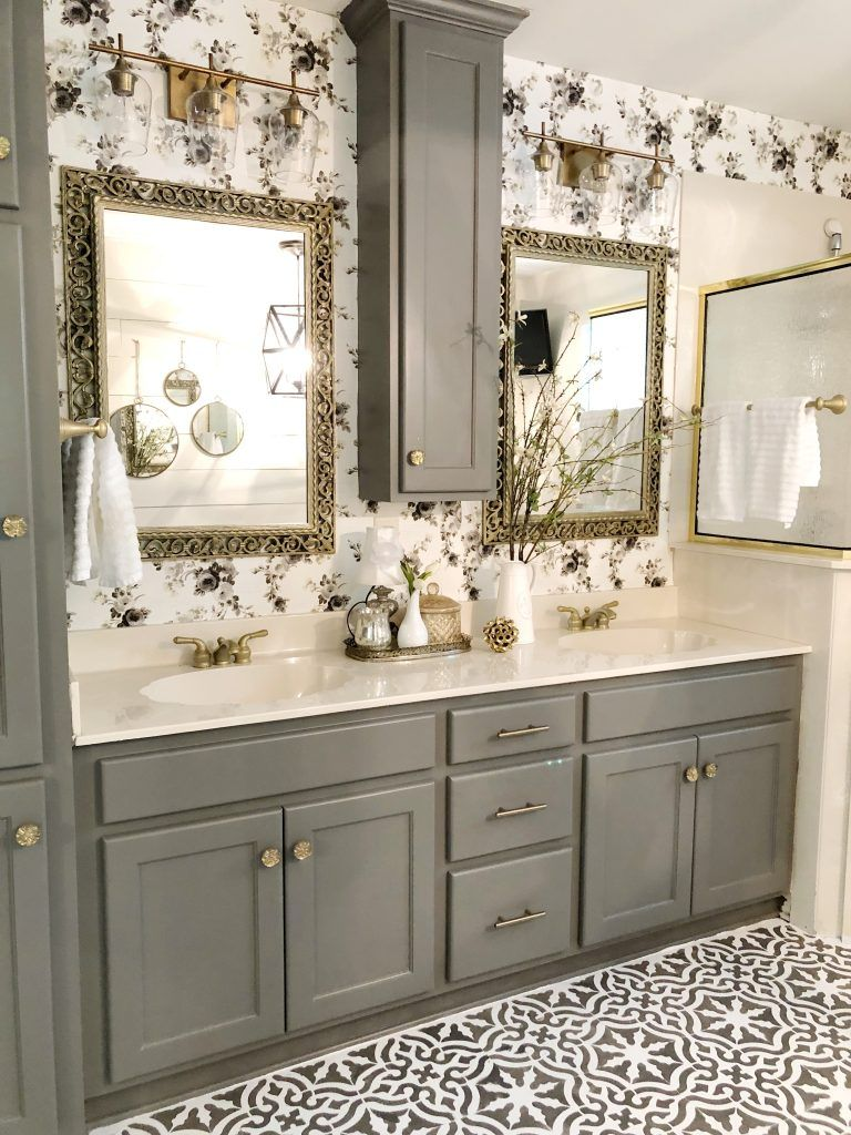 Home Decor Trends For 2020 * Hip & Humble Style in 2020 | Bathrooms  remodel, Bathroom styling, Rustic bathroom vanities