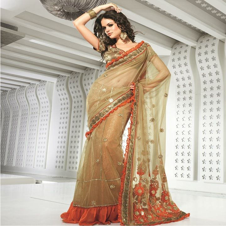 New Bollywood Red Wedding Wear Indian Saree Sari Sydney Australia Ready Blouse New Varieties Are Introduced One After Another Clothing, Shoes, Accessories