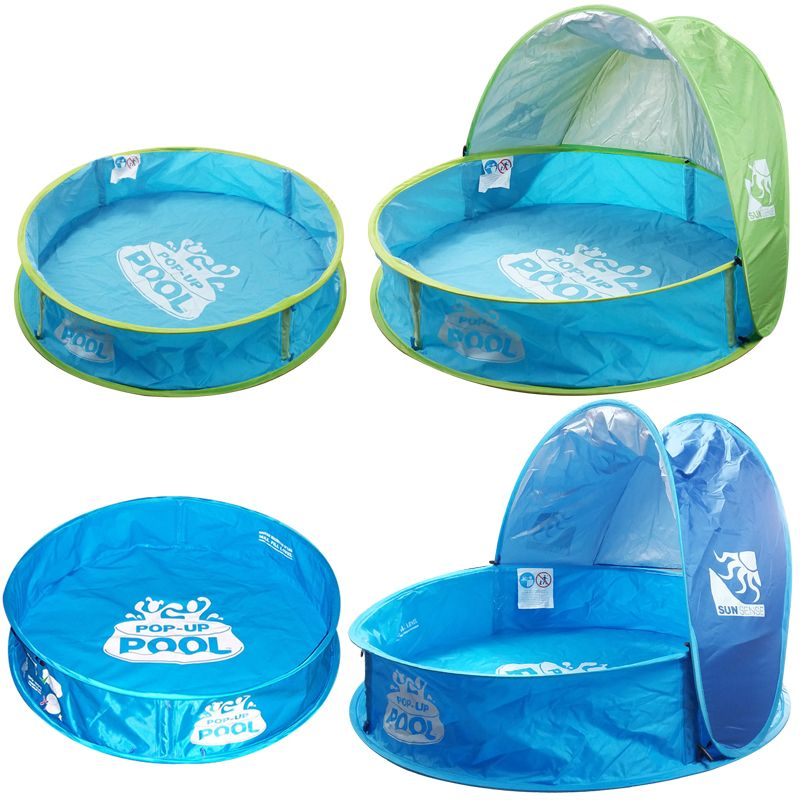 Plastic Tarpaulin Support Patchwork Foldable With Awning Round Do Not Inflate The Swimming Pool Ball Toy