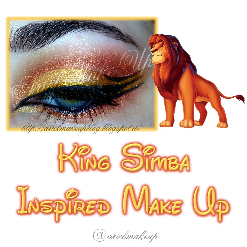 ♕ Disney Inspired Make Up ♕ King Simba ♕ by Ariel Make Up
