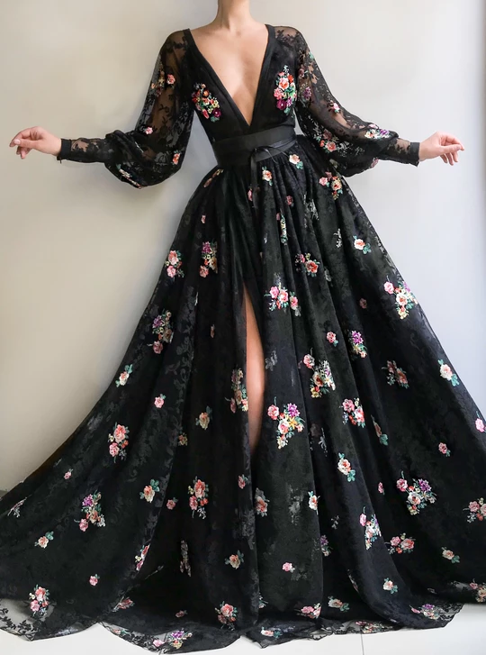 Blooming Aria Gown