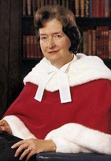 Bertha Wilson Historical Women Women Women In History
