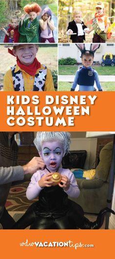 Awesome Disney Kids Halloween Costume Ideas Scary halloween - kid halloween costume ideas