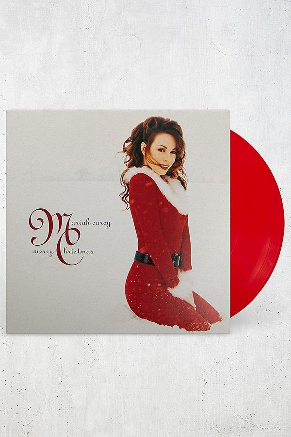 Mariah Carey Merry Christmas LP Mariah carey merry