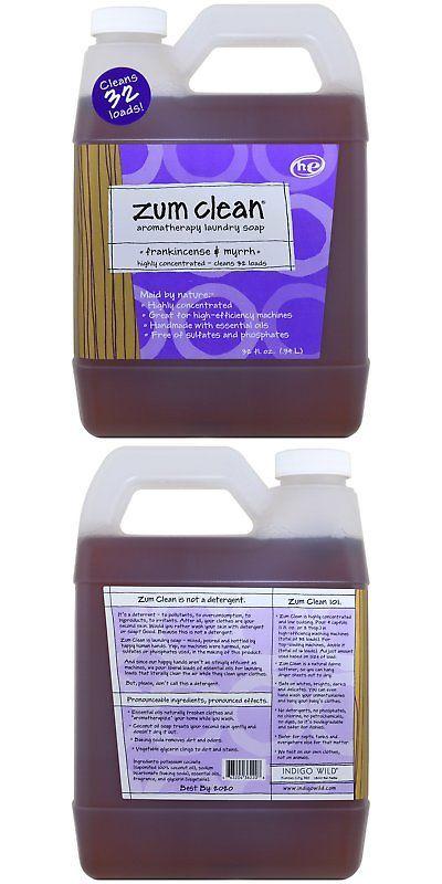 Detergents 78691 Indigo Wild Zum Clean Aromatherapy