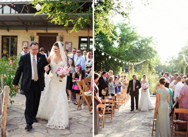 Lady Bird Johnson Wildflower Center Wedding Nessa K Photography