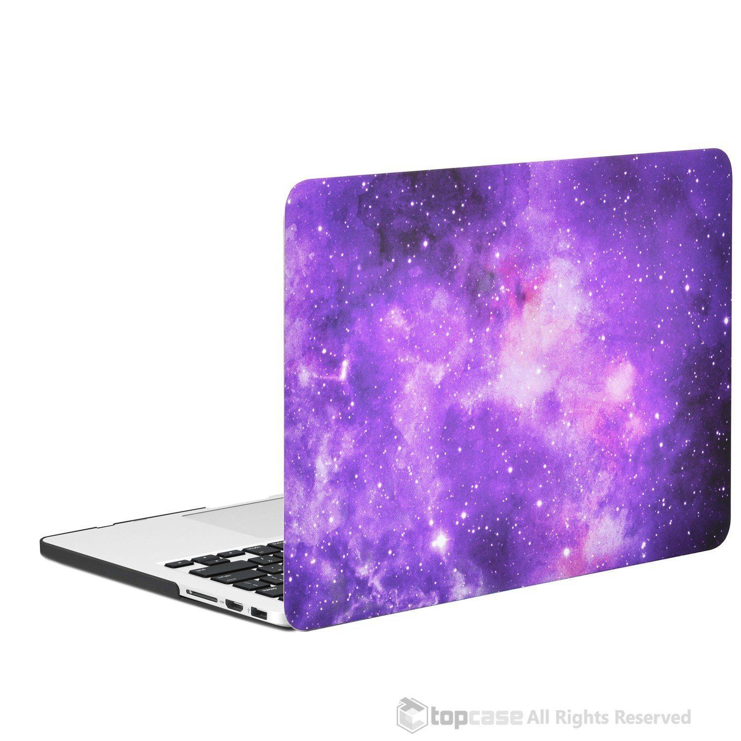 "Pro Purple Galaxy Graphic Zipper Sleeve Bag for 13/"" Macbook Chromebook Air"