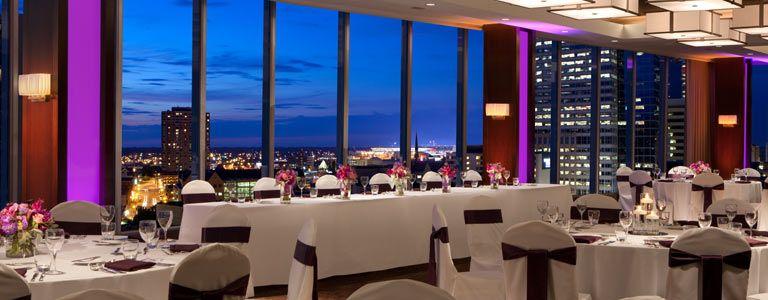 Downtown Minneapolis Wedding Reception Venues Millennium Hotel