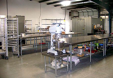 Local Commercial Kitchen To Rent.